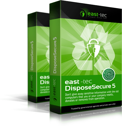 east-tec DisposeSecure 5