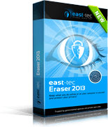 Online Privacy Protection Software - east-tec Eraser 2013