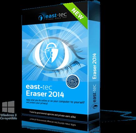 برنامج جديد لحماية خصوصياتك East-Tec Eraser 2014