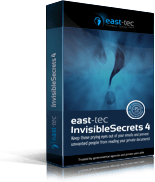 File Encryption Software - east-tec InvisibleSecrets 4