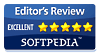 Softpedia Excellent Award